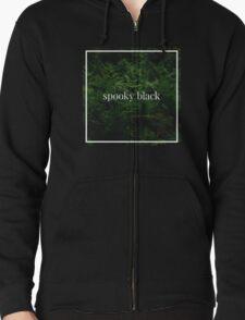 Spooky Black T-Shirt