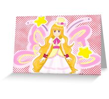 Loli Fairy Gal Greeting Card