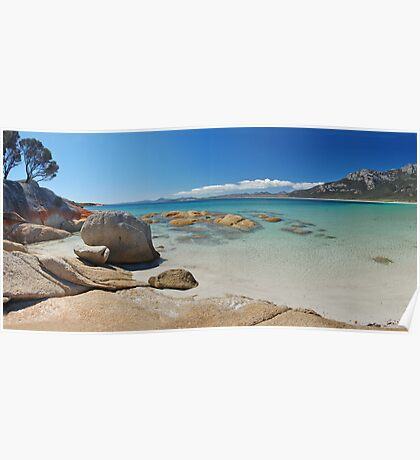 Fotheringate Beach Poster