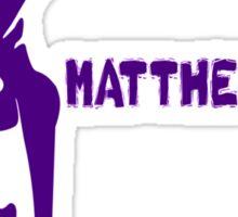 dave matthews band wrigley Sticker