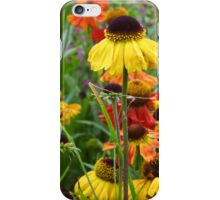 Yellow and Green iPhone Case/Skin