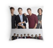 The guys Throw Pillow