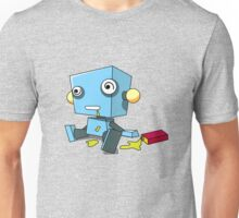 Robot Happy Hour Unisex T-Shirt