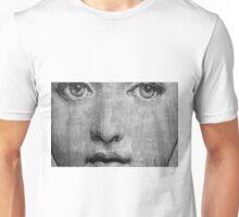 Vintage Face Unisex T-Shirt