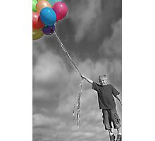 Up Up and Awayyyyy Photographic Print
