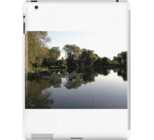 Mill Lakes iPad Case/Skin