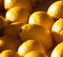 Lemons by Anthony Maragou