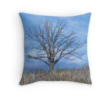Deadwood, by artist Lynn Garwood Throw Pillow