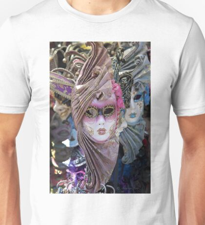 ...Venice .. a place with many faces... T-Shirt