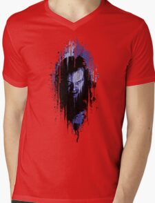 Jack - Shining Mens V-Neck T-Shirt