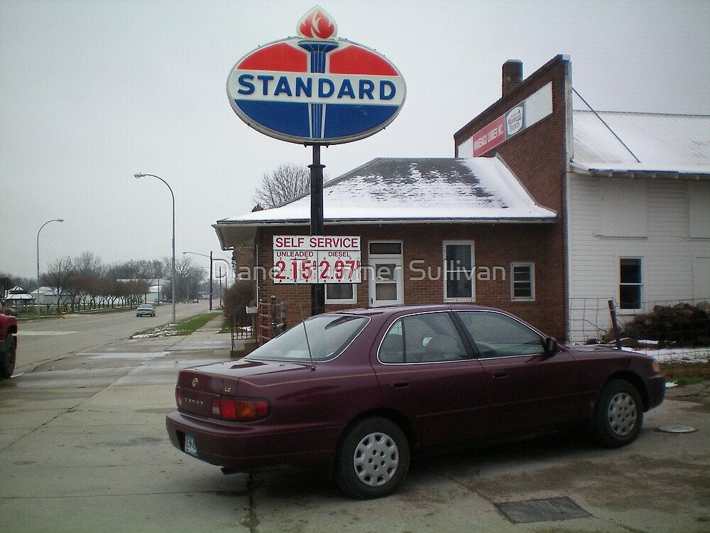 This is a blast from my past!  STANDARD SIGN by Diane Trummer Sullivan