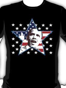 Obama Star Shirt T-Shirt