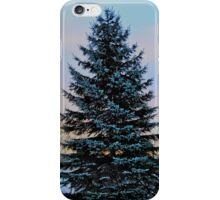 Frosted Spruce iPhone Case/Skin