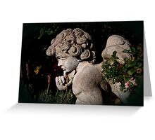 Stone Work 102 Greeting Card
