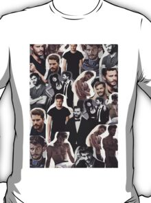 Jamie Dornan Collage T-Shirt