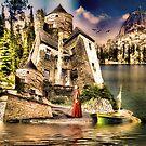 Rapunzel's Tower by Angela Harburn