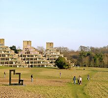 Universaty of East Anglia, UK by Gary Rayner
