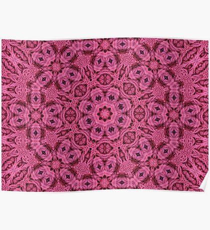 Close-Knit Design Poster