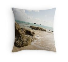 Church Bay, Bermuda - May 07 Throw Pillow