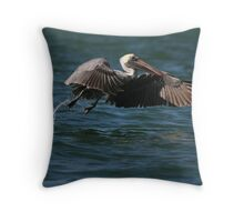 Touch Down Throw Pillow