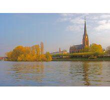Frankfurt Cathedral Photographic Print