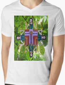 EASTER 2 Mens V-Neck T-Shirt
