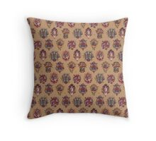 Companion Leggings Throw Pillow