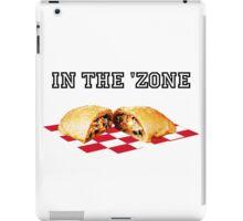 In the 'zone. iPad Case/Skin