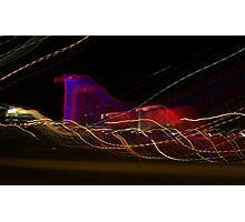 Las Vegas at Night Photographic Print