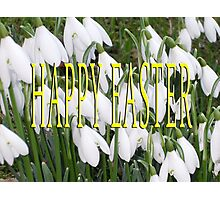 EASTER 5 Photographic Print