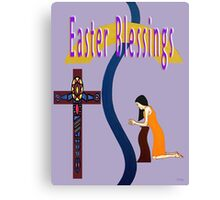 EASTER 6 Canvas Print