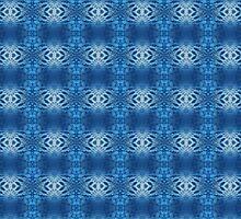 Blue Fractal by GratefulGraphix