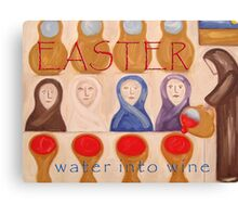 EASTER 8 Canvas Print