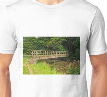 Gipsy Bank Bridge, Wolfscote Dale Unisex T-Shirt