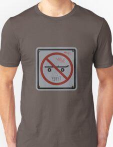 Skate Face Unisex T-Shirt