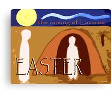 EASTER 9 Canvas Print