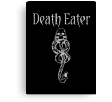 Death Eater, Dark Mark, Voldemort, Harry Potter, Tees, Hoodies, Travel Mugs Canvas Print