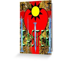 EASTER 10 Greeting Card