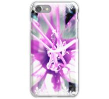 Winter Orchid iPhone Case/Skin