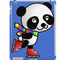 skating panda iPad Case/Skin