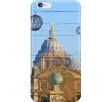 Magical Scene In Greenwich iPhone Case/Skin