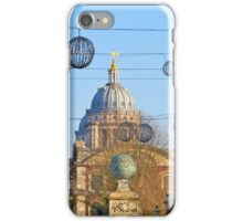 Magical Scene In Greenwich iPhone Case/Skin