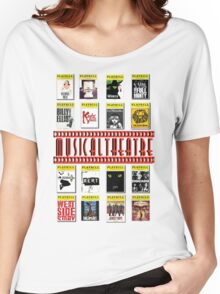 Musical Theatre! Women's Relaxed Fit T-Shirt