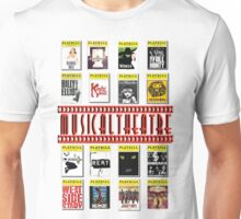 Musical Theatre! Unisex T-Shirt