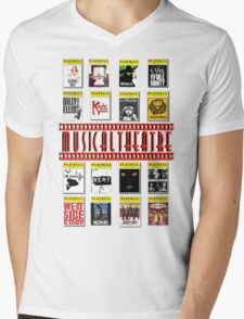 Musical Theatre! Mens V-Neck T-Shirt