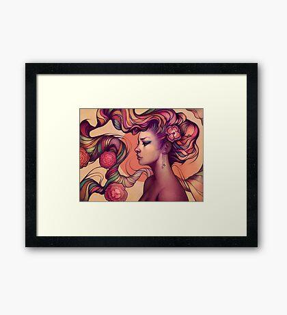 Leah Framed Print