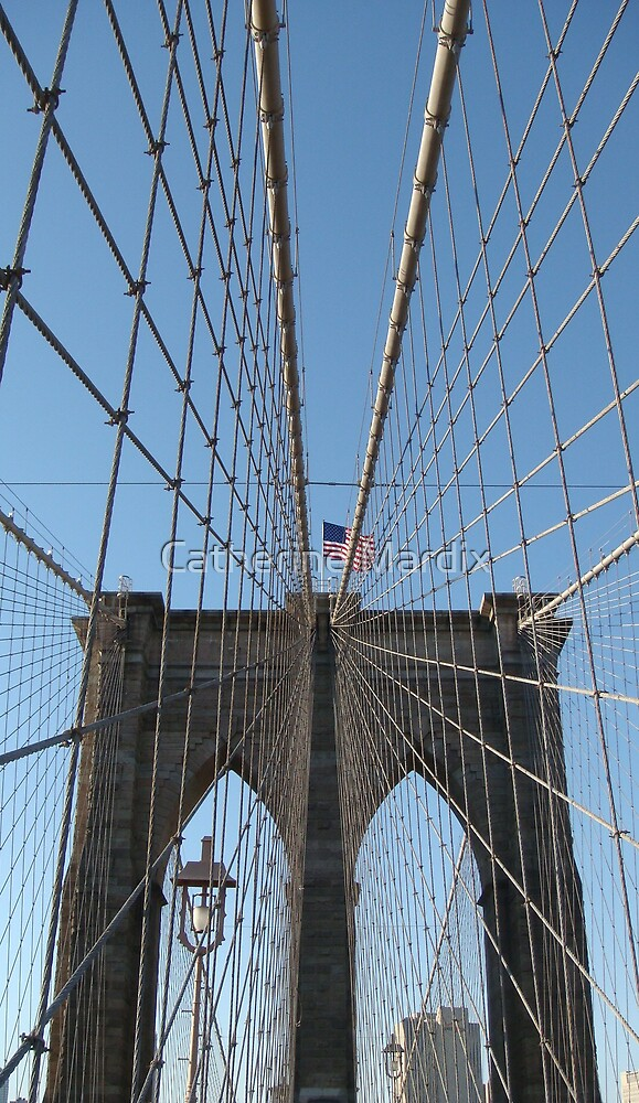 Brooklyn Bridge by Catherine Mardix