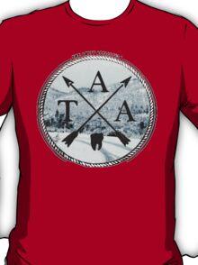 The Amity Affliction Logo T-Shirt