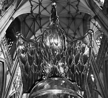 The Lectern in York Minster by Robert Gipson
