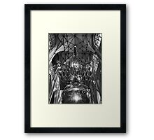 The Lectern in York Minster Framed Print
